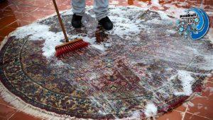 پودر قالیشویی