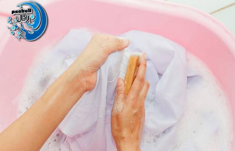 پودر لباسشویی دستی