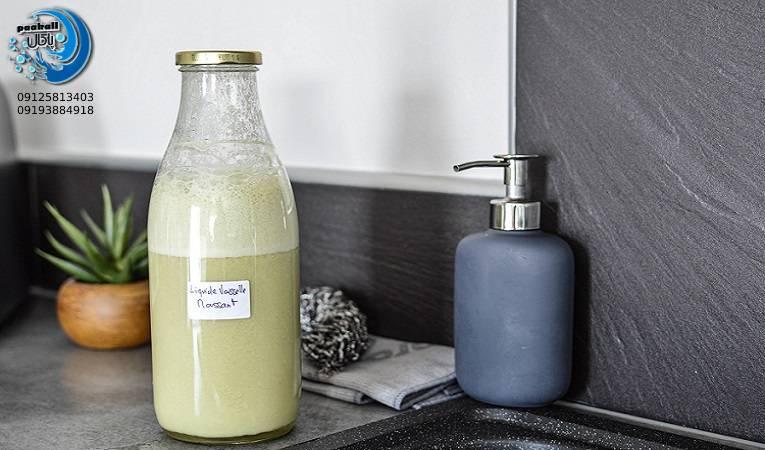 مایع ظرفشویی ارگانیک